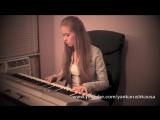Aligator ft. Daniel Kandi - The Perfect Match (Piano version by Yana Chernysheva) HD