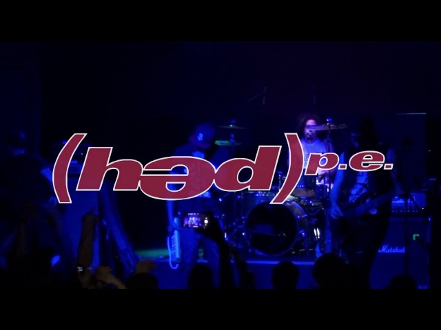 (HED)p.e. - Live at Mod 28.02.2018