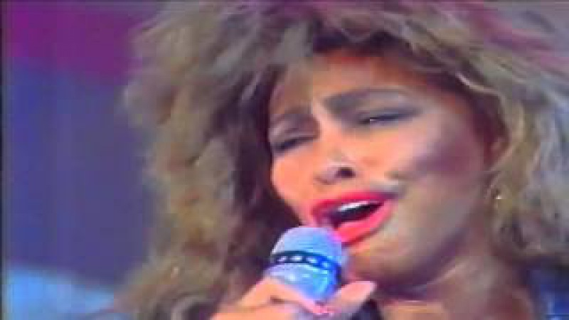 Tina Turner - Two people - Peters Popshow 1985 - HD