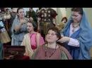 Процесс создания античных причесок Process of creation Ancient Roman hairstyles