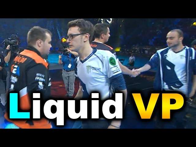 LIQUID vs VP - TI7 DOTA 2 - FANTASTIC GAMES