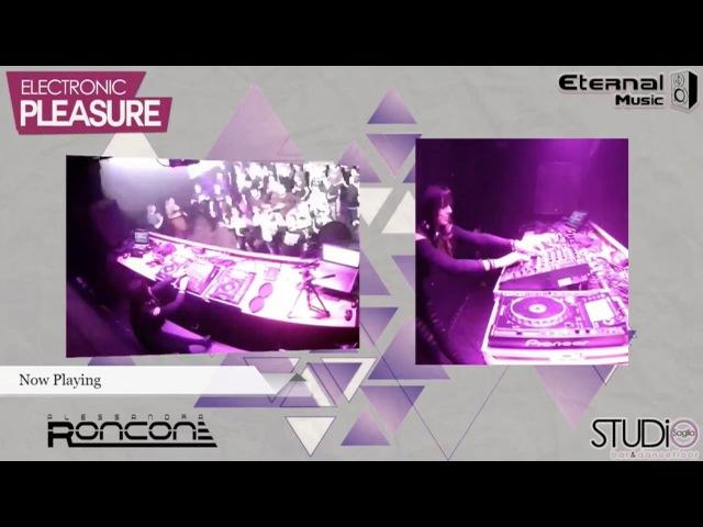Alessandra Roncone Electronic Pleasure Live @Studio Saglio Strasburgo FR