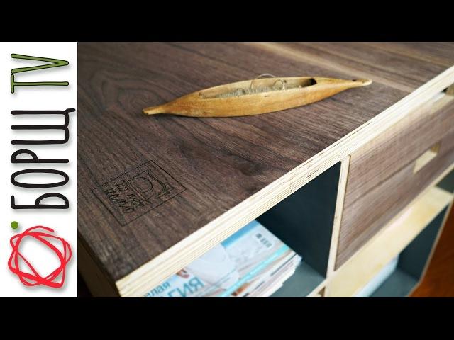 Как сделать стол своими руками | Рабочий стол для мастерской 1