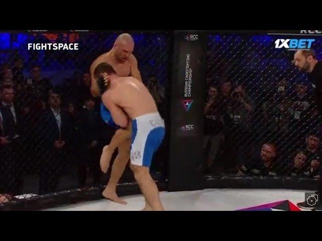 RCC 1 Евгений Бондарь (Тюмень) vs Лукаш Бьенковски (Польша)