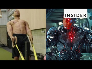 How Ray Fisher Got in Shape as Cyborg in 'Justice League'