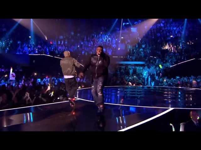 Eminem Performance Live MTV EMA 2013 HD