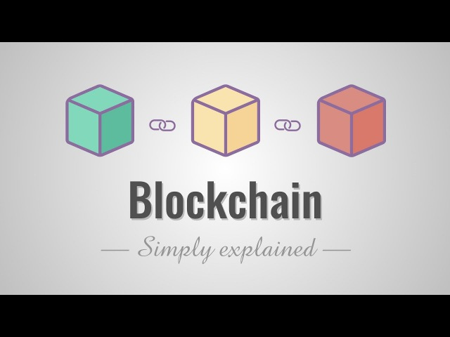 How does a blockchain work - Simply Explained » Freewka.com - Смотреть онлайн в хорощем качестве