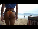 The Summer - ATB ( Ice &amp Dmirtiy Rs Remix  Radio Ver). Красивые девушки, пляж , лето, серфинг.