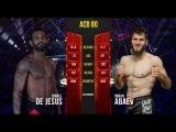 Imran Abaev vs Ismael De Jesus
