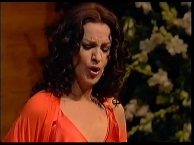 Angela Gheorghiu - Gounod: Serenade - Barcelona 2004