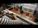 Урок 2 Вывязывание вытачки с использованием программы KnittStyler