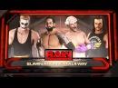 SBW Raw - Bad News Barrett vs The Joker vs Malcolm The Jester vs Adam Cole
