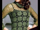 Crochet blusa tutorial facil y rapida how to bluse(subtitles in several lenguage)