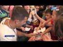 Сармат Бетеев стал чемпионом мира по кикбоксингу в Италии