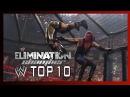 Most Destructive Elimination Chamber Moments