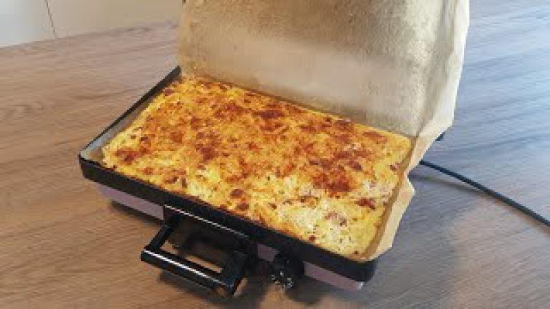 Patatesli Tost nasil yapilir-Kahvaltiya yapilacak lezzetli bir altarnatif-Hatice Mazi