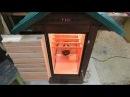 Коптильня для холодного и горячего копчения с охлаждающей емкостью
