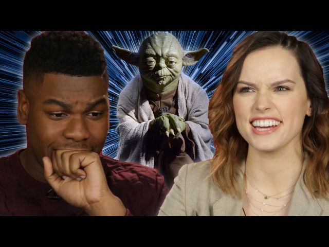 Star Wars Cast Takes Which Star Wars Character Are You? Quiz