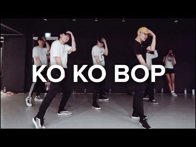 Ko Ko Bop - EXO / Kasper X Mihawk Back Choreography