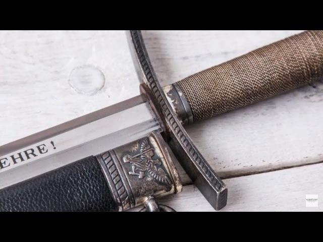 Ножи и кортики Гитлерюгенд Холодное оружие Третьего Рейха разных периодов