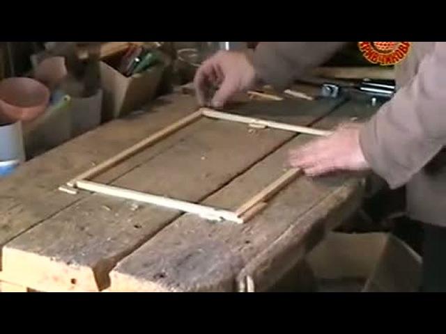 Кривчиков Изготовление садка