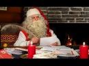 Interview mit dem Weihnachtsmann: Video für Kinder - Lappland Finnland - Rovaniemi Nikolaus