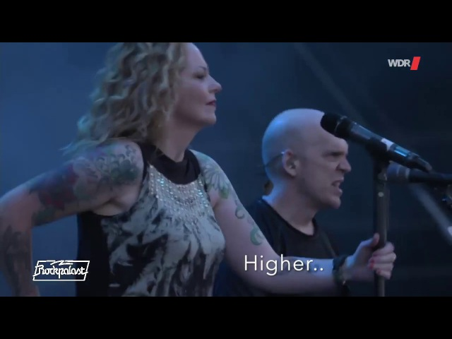 Devin Townsend Project - Higher - Live 2017 - Lyrics