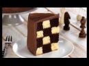 Торт Шахматный Подробный Рецепт Роскошного Двухцветного Десерта