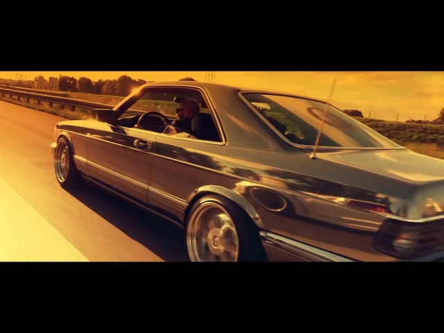 2Pac - So Much Pain (Izzamuzzic Remix) Mercedes Benz 560 SEC C126 AMG Showtime