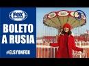 Fox Deportes con Elsy l Boleto a Rusia l Francia