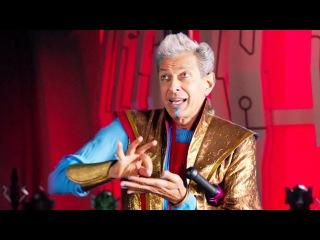 THOR RAGNAROK Deleted Scene - Sign Language (2017) Jeff Goldblum Movie HD