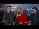 """Sundance 2018 Claire Danes and Daniel Pearle talk about A Kid Like Jake"""" Los Angeles Times"""