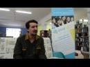 Спикер ZhasCamp Petropavl Валерий Володин казахстанскую молодежь