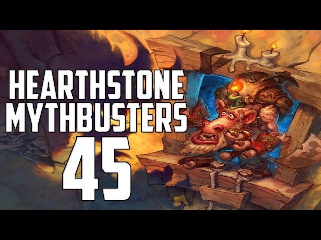 Hearthstone Mythbusters 45