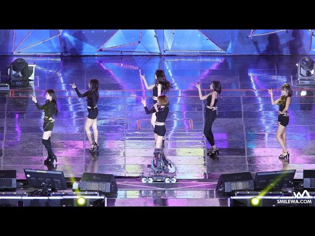 170915 에이핑크 (Apink) 'Mr. Chu' 4K 직캠 @롯데 패밀리 콘서트 4K Fancam by -wA-