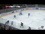 Моменты из матчей КХЛ сезона 1617  Удаление. Кулик Евгений (Авангард) наказан двойным малым штрафом за опасную игру высоко под