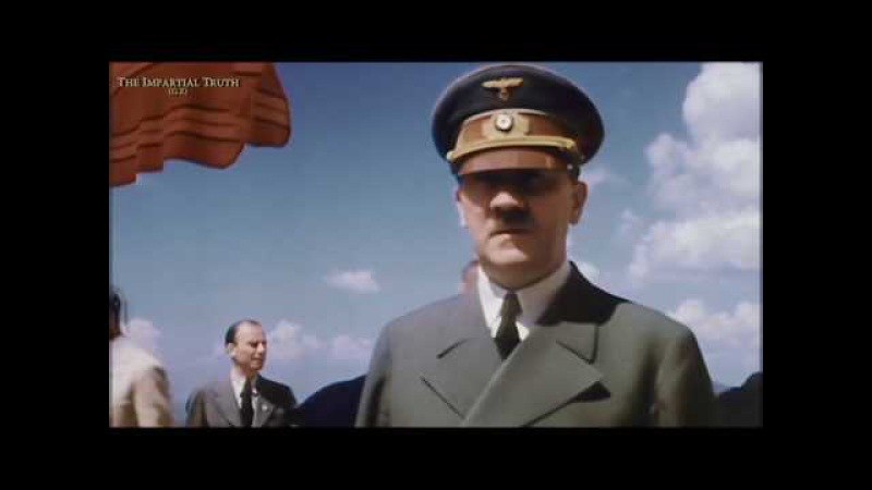 Adolf Hitler Germany's Revival in Color HD