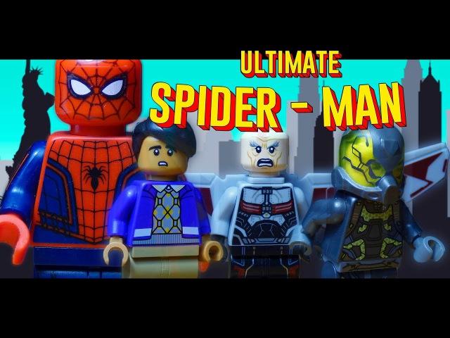 Lego Ultimate Spider-Man (Season 3:Episode 2)