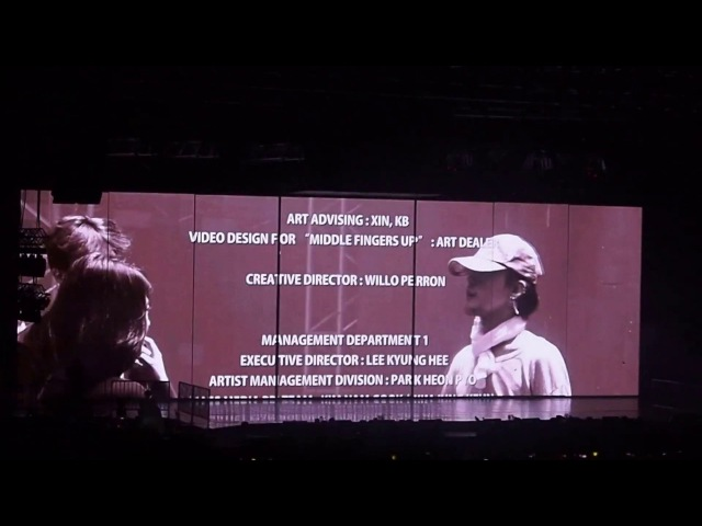 【last part video】G-DRAGON 2017 WORLD TOUR <ACT III, M.O.T.T.E> IN MACAO(29) last part video