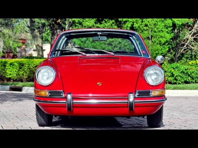 Porsche 911 S 2 0 Targa US spec 901 '1966–68