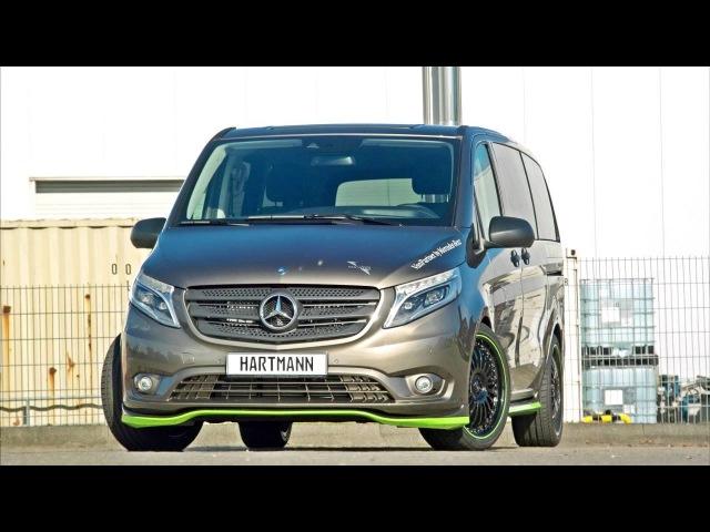 Hartmann Mercedes Benz Vito Tourer W447 '2014–