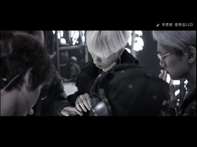 [中韓字幕] 종현 (JONGHYUN) - My Friend [푸른밤 종현입니다]