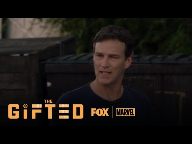 Reed Confronts A Mutant In The Alley   Season 1 Ep. 3   THE GIFTED