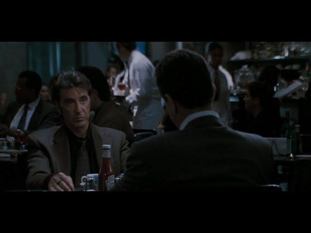 Схватка 1995 США фильм Майкл Манн перевод Живов