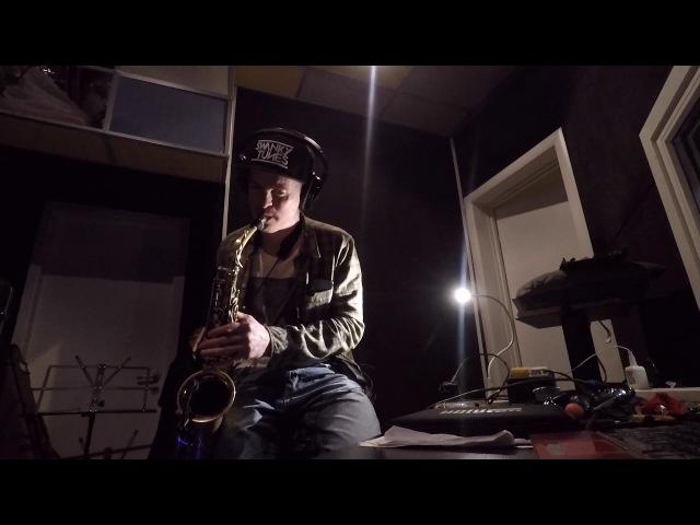 Sergey Maltsev Band - Tribute to Bob Berg's Giant Steps arrangement / Studio Session
