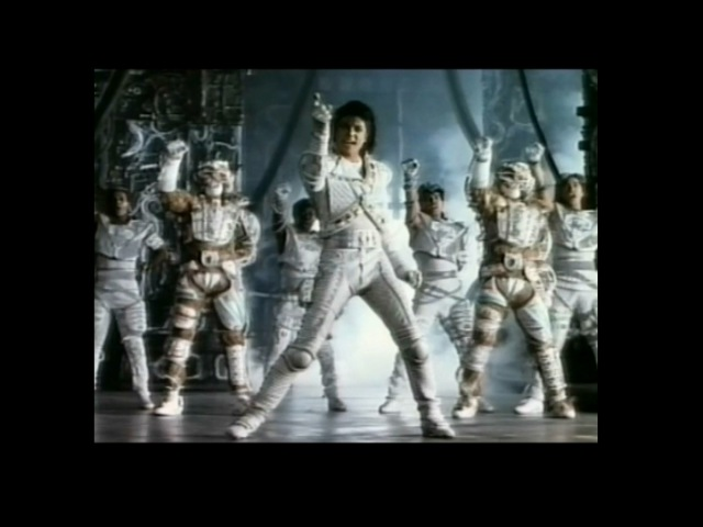 Michael Jackson Captain EO Short Film 1986