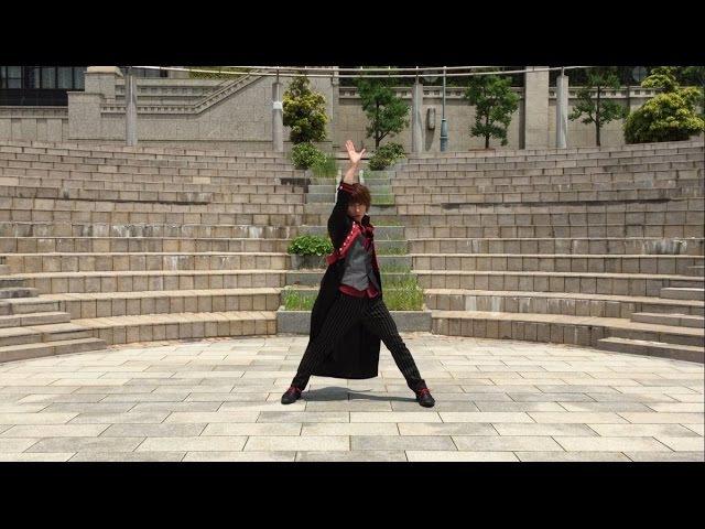 仮面ライダー鎧武 TEAM BARON DANCE 踊ってみた 駆紋戒斗 Ver