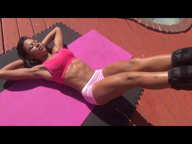 WOW! Girls SIX-PACK ABS Workout! Must See!!