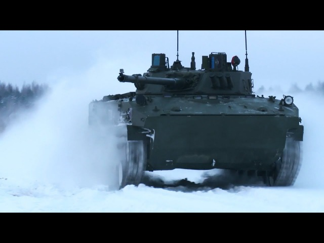 БМД-4М боевая машина десанта | BMD-4M airborne combat vehicle