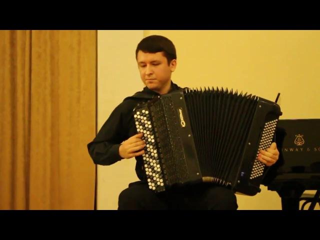 Владислав Золотарёв - 13 экзерсисов на тему Паганини